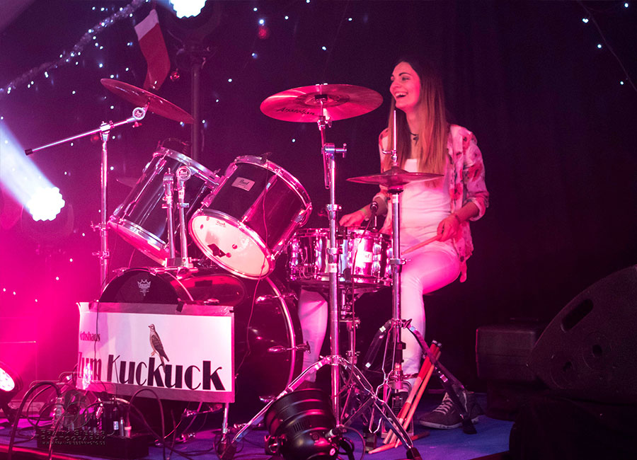 Verry on Drums, Vorweihnachtsrock Fellbach